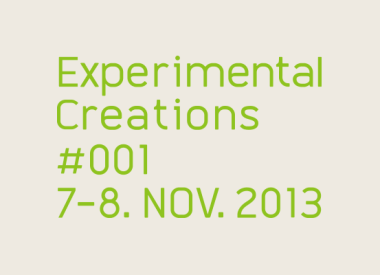 Experimental Creations #001