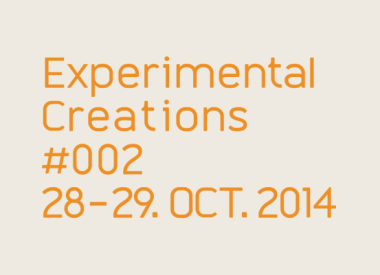 Experimental Creations #002